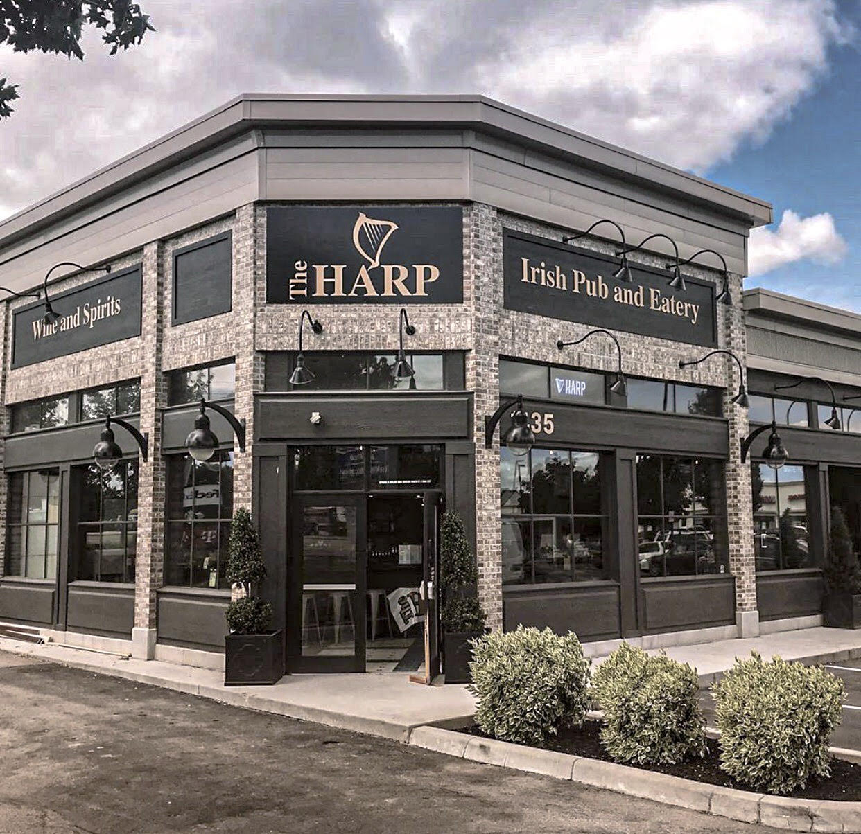 The Harp Irish Pub & Eatery – Irish Pub In Meridian Idaho